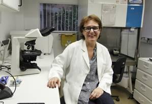 O estudo está sendo coordenado por Beatriz Grinsztejn Foto: Pedro Teixeira / Agência O Globo