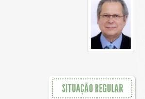 Exclusão de José Dirceu da OAB será votada Foto: Reprodução / Reprodução