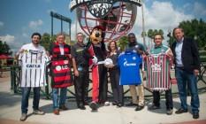 Corinthians, Bayer Leverkusen, Schalke 04 e Fluminense estão confirmados na Florida Cup Foto: Divulgação