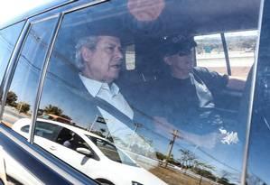 José Dirceu, ex-ministro da Casa Civil do governo Lula, foi preso em mais uma fase da operação Lava-Jato Foto: ANDRE COELHO / Agência O Globo