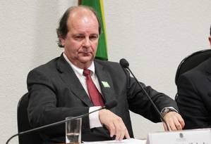 O ex-diretor da área internacional da Petrobras, Jorge Luiz Zelada Foto: Ailton de Freitas -06/08/2014 / O Globo