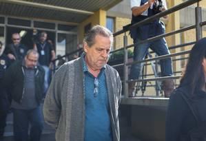 Luiz Eduardo de Oliveira e Silva, irmão do ex-ministro José Dirceu Foto: Geraldo Bubniak / Agência O Globo