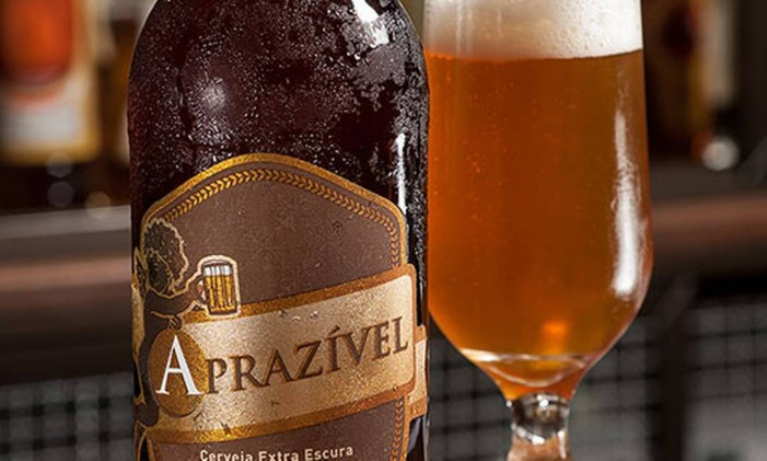 Cerveja Pale Ale Aprazível Foto: Divulgação