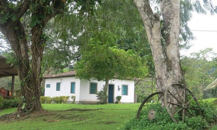 A Fazenda Provisão tem sete quartos e atividades ao ar livre Foto: Natasha Mazzacaro / O Globo