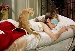"""Audrey Hepburn em """"Bonequinha de Luxo"""" Foto: Reprodução"""