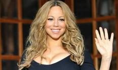 A cantora Mariah Carey Foto: Divulgação