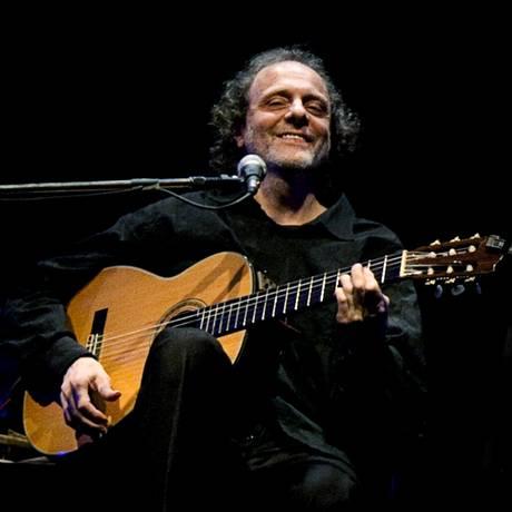 O cantor e compositor Eduardo Gudin Foto: Joana Gudin / Divulgação