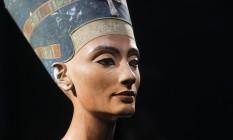 O paradeiro dos restos mortais de Nefertiti é um mistério Foto: Markus Schreiber / AP