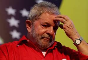 O ex-presidente Lula Foto: Fernando Donasci/31-03-2015 / Agência O Globo