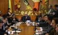 Reunião de lideres da Câmara nesta terça-feira discutiu a pauta de votação