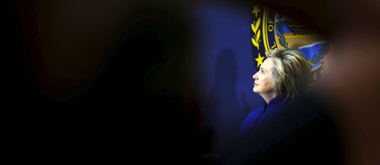 Polêmica sobre e-mails privados de Hillary potencialmente vulneráveis se aprofunda Foto: BRIAN SNYDER / REUTERS