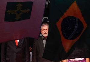 Dinheiro liga doleiro da Lava-Jato a obra no prédio do ex-presidente Lula Foto: André Coelho / Agência O Globo
