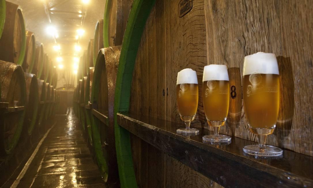 """Receita de sucesso: surgidas no século XV, as cervejas """"lager"""", mais leves, dominam o mercado mundial Foto: Divulgação"""
