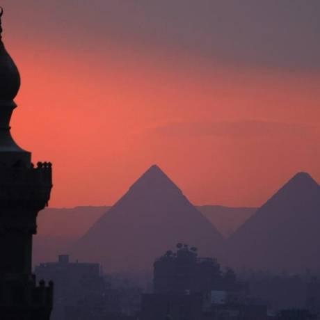 Temperatura no Egito chega a 46º Foto: Reuters