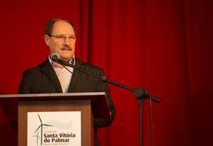 O Governador José Ivo Sartori Foto: Karine Viana/Palácio Piratini / Divulgação