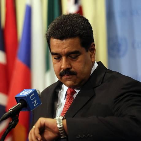 Justiça e órgão que divulga os dados são controlados pelo chavismo Foto: SPENCER PLATT / AFP