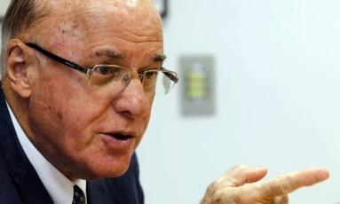 Ex-presidente da Eletronuclear Othon Luiz Pinheiro da Silva Foto: Gustavo Miranda / Arquivo O Globo