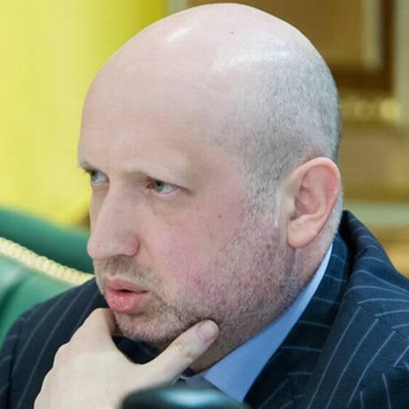 Oleksander Turchinov Foto: Reuters