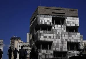 Sede da Petrobras, no Rio Foto: Dado Galdieri / Bloomberg News/12-2-2015