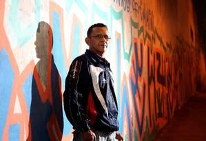 Francisco Benedito de Souza, que foi pego com 3 gramas de maconha, enfrenta o julgamento no STF e o caso dele pode tornar o porte de maconha legal no Brasil Foto: Fernando Donasci / Agência O Globo