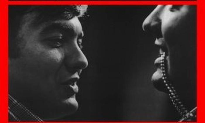 Capa do álbum 'Você me acende' (1966), de Erasmo Carlos Foto: Reprodução