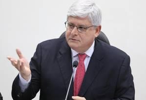 O procurador Geral da República, Rodrigo Janot Foto: Ailton de Freitas/27-7-2015