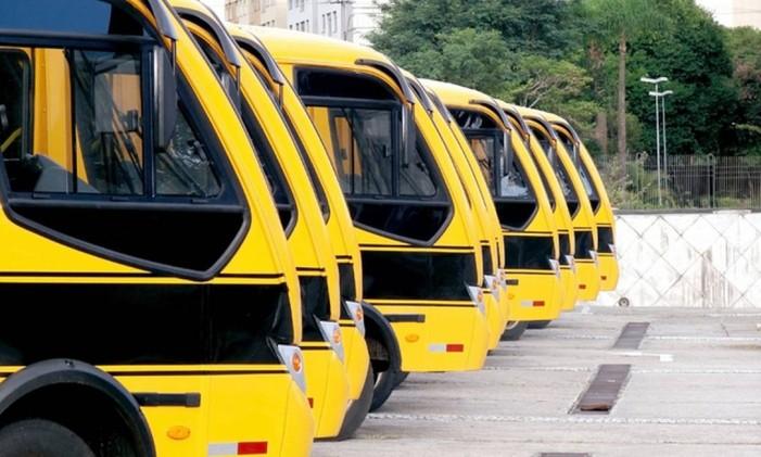 Transporte escolar Foto: Alan Witikoski / FreeImages
