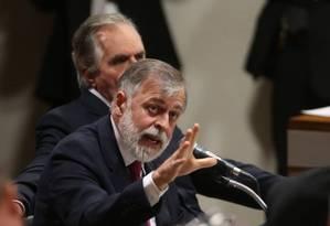 Paulo Roberto Costa, ex-diretor da Petrobras Foto: André Coelho / Arquivo/Agência O GLOBO