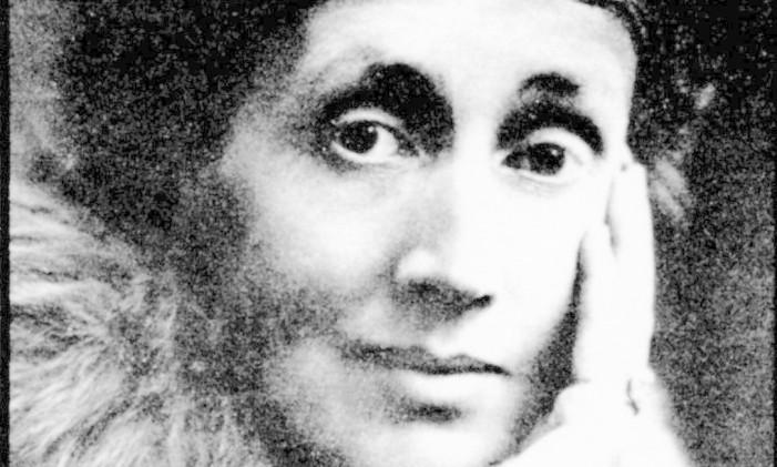 A escritora britânica Virginia Woolf Foto: Reprodução