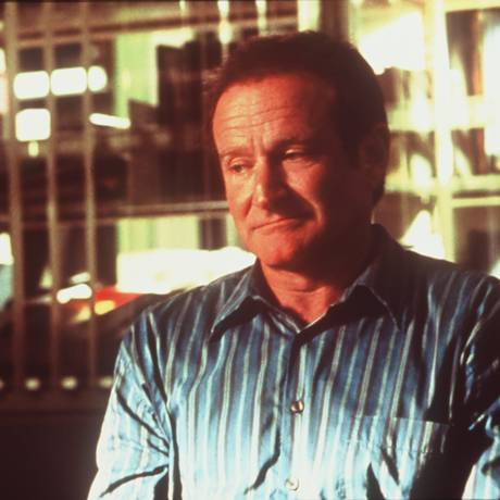 Robin Williams no filme