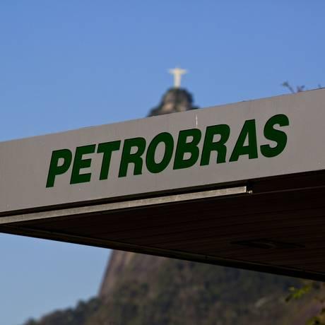 Posto de gasolina da Petrobras Foto: Dado Galdieri / Bloomberg News/12-2-2015