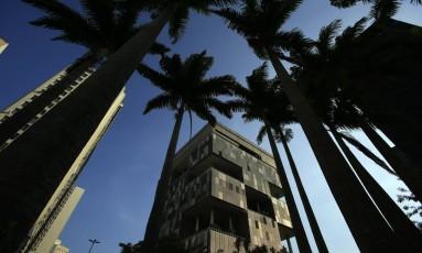Sede da Petrobras no Rio Foto: Dado Galdieri / Bloomberg News/12-2-2015