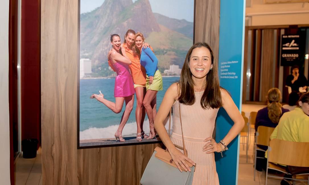 Joana Nolasco, diretora de estilo da multimarcas Via Flores Foto: Divulgação
