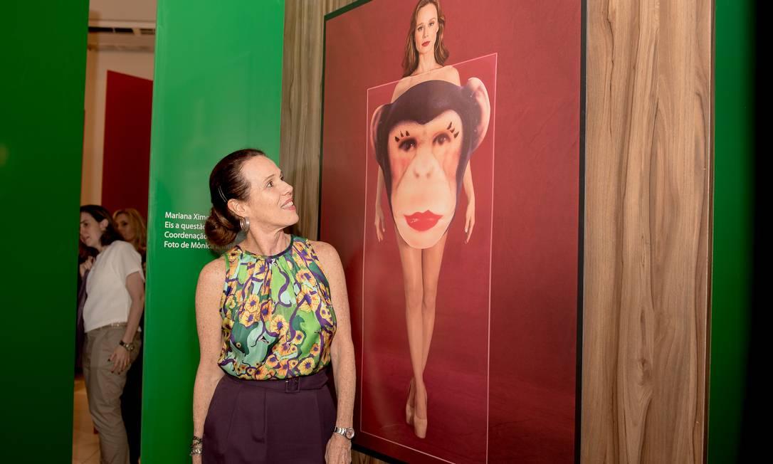 A produtora de moda Zizi Ribeiro Divulgação