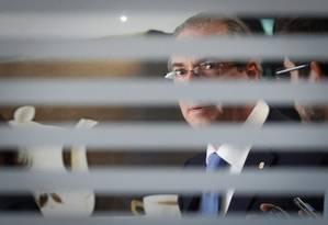 Presidente da Câmara, Eduardo Cunha (PMDB-RJ) Foto: ANDRE COELHO / Agência O Globo