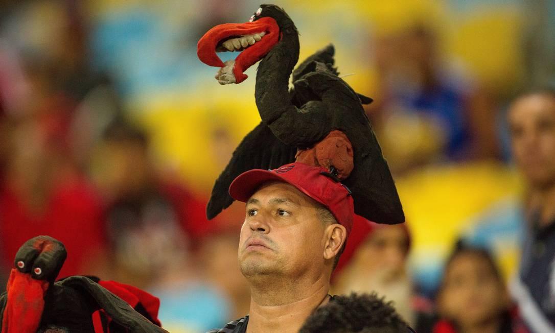 Esta é a segunda vez que Vasco e Flamengo se enfrentam na Copa do Brasil Daniel Marenco / Agência O Globo
