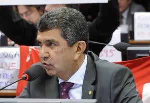 Deputado Sérgio Vidigal é autor dos requerimentos Foto: Divulgação / Agência Câmara
