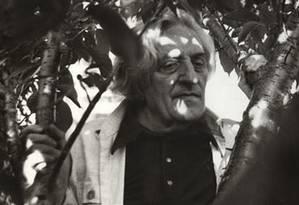 Documentário 'Primo de segundo grau', de Alan Berliner: o poeta Edwin Honig, diagnosticado com Alzheimer, é personagem do filme, que retrata seus últimos cinco anos de vida Foto: Reprodução