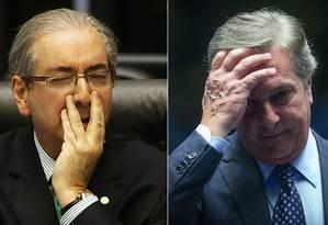 Janot denuncia Eduardo Cunha e Fernando Collor por crimes na Lava-Jato