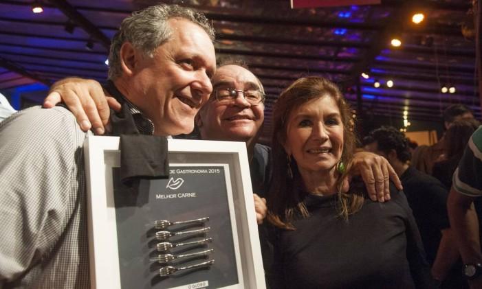 O Esplanada Grill venceu na categoria melhor carne Foto: Adriana Lorete / O Globo