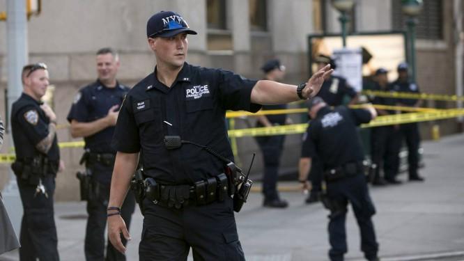 Local foi bloqueado após ataque surpresa Foto: ANDREW KELLY / REUTERS