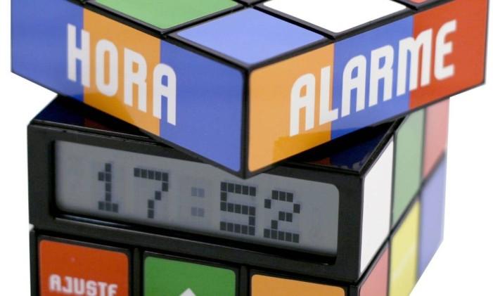 RG Rio de Janeiro (RJ) 29/07/2009 Achados Imperdíveis - Anos 80 despertador Foto: Divulgação