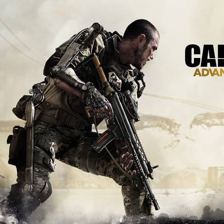 Call of Duty é um dos games favoritos dos britânicos Foto: Divulgação