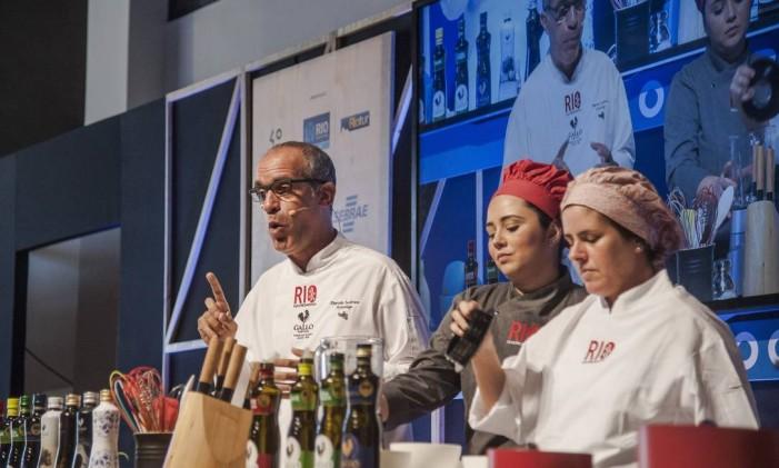 Marcelo Scofano (Gallo) Foto: Adriana Lorete / O Globo