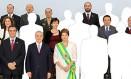 Os ministérios de Dilma Foto: Reprodução/O GLOBO