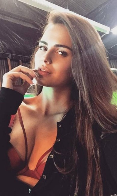Xenia Deli, apontada como o novo affair de Justin Bieber, é uma ex-modelo da 'Playboy' Reprodução/ Instagram