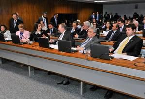 Comissão especial aprova limite de R$10 milhões por empresa para doação eleitoral Foto: Agência Senado