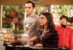 Sheldon Cooper, personagem da série