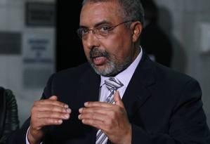 O senador Paulo Paim (PT-RS) Foto: Ailton de Freitas / Agência O Globo
