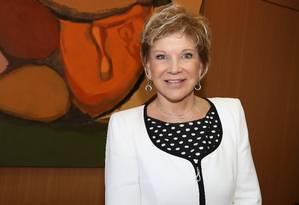 A senadora Marta Suplicy Foto: Agência O Globo / Arquivo/30-03-2014